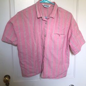 Cute 80's vintage button up!